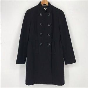 Banana Republic Long Wool Coat